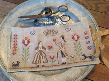 Stacy Nash Primitives ~ From My To Thee Sewing Roll
