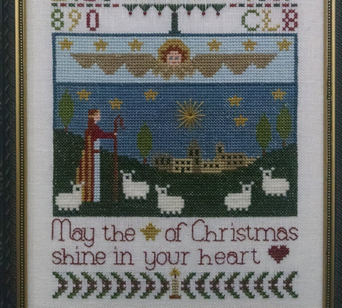 The Stitching Parlor ~ Christmas Star