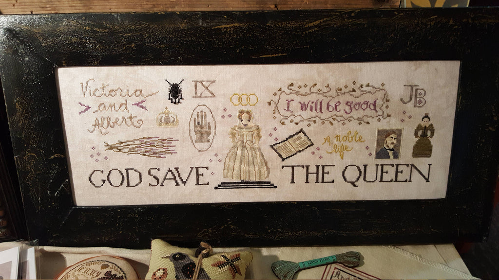 Shakespeare's Peddler ~ God Save The Queen