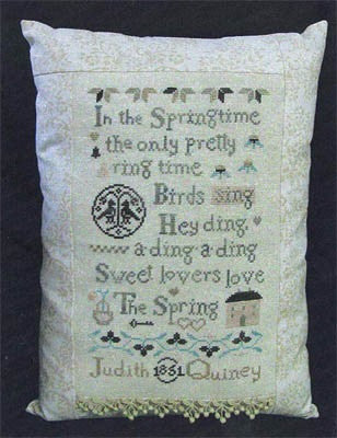 Shakespeare's Peddler ~ Love The Spring