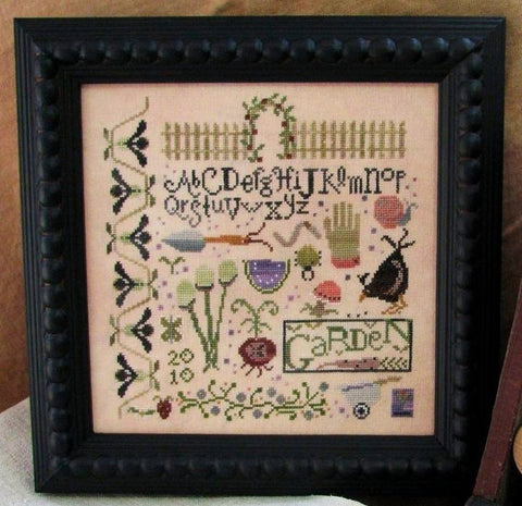 Shakespeare's Peddler ~ Magic Garden Sampler