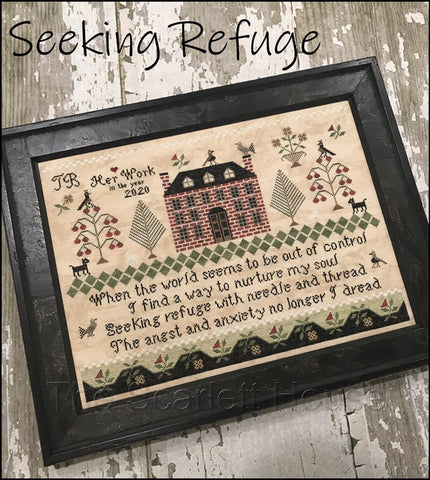 Scarlett House ~ Seeking Refuge