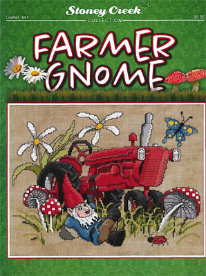 Stoney Creek ~ Farmer Gnome