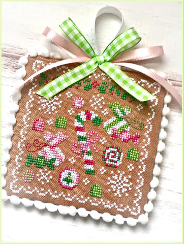 Sugar Stitches Designs ~ Holiday Candies