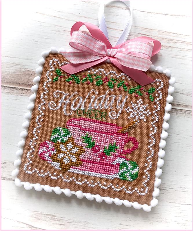 Sugar Stitches Designs ~ Holiday Sweethearts