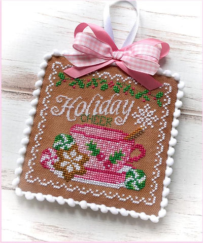 Sugar Stitches Designs ~ Holiday Cheer