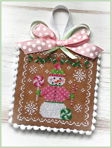 Sugar Stitches Designs ~ Holiday Frost