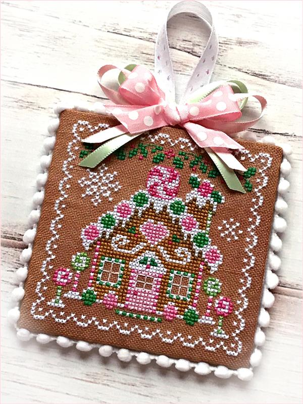 Sugar Stitches Designs ~ Holiday Gingerbread