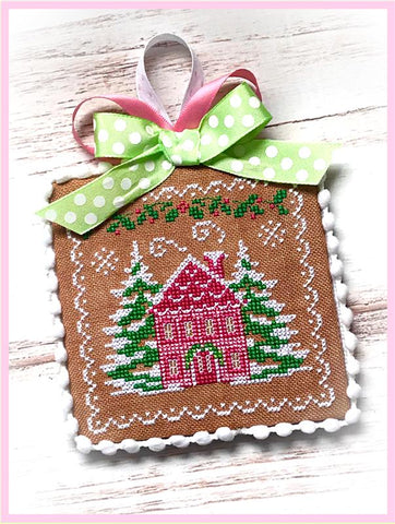 Sugar Stitches Designs ~ Holiday Home