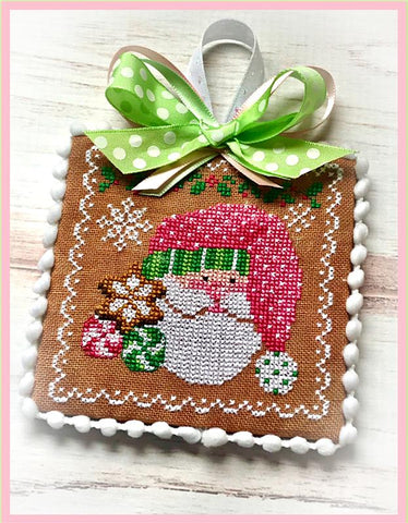 Sugar Stitches Designs ~ Holiday Kringle