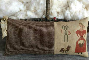 Scattered Seeds Samplers ~ Country Woolgatherer