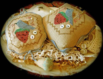 Homespun Elegance ~ Stitching Things