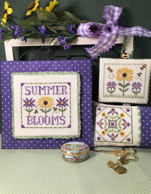 ScissorTail Designs ~ Summer Blooms