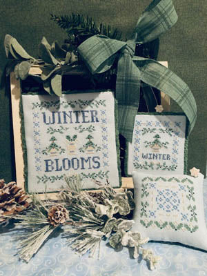 ScissorTail Designs ~ Winter Blooms
