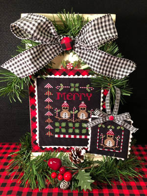 ScissorTail Designs ~ Merry Owl Christmas
