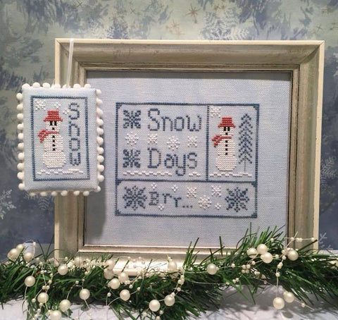 ScissorTail Designs ~ Snow Days