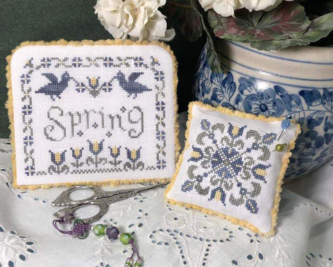 ScissorTail Designs ~ Spring
