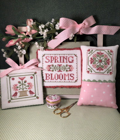 ScissorTail Designs ~ Spring Blooms