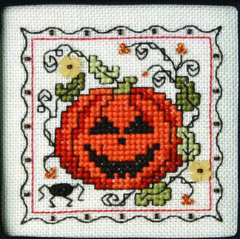 Sweetheart Tree ~ Teenie Tiny Halloween III w/emb