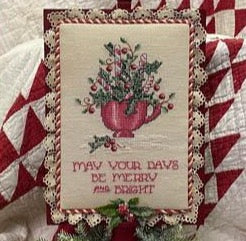Sue Hillis Designs ~ Peppermint & Holly