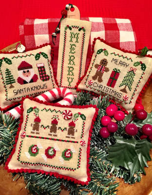 ScissorTail Designs ~ Christmas Whimsies
