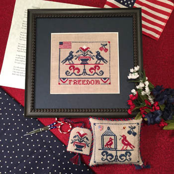 ScissorTail Designs ~ Freedom - Three For Thee Series #2