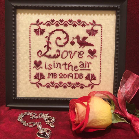 ScissorTail Designs ~ Love Is In The Air