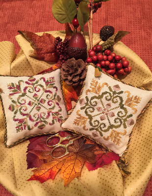 ScissorTail Designs ~ Shades of Autumn
