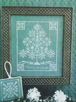ScissorTail Designs ~ Snowflake Tree