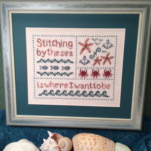 ScissorTail Designs ~ Stitching by the Sea