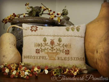 Threadwork Primitives ~ Bountiful Blessings