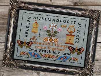 Twin Peak Primitives ~ Beauty Of Stitch Toolbox