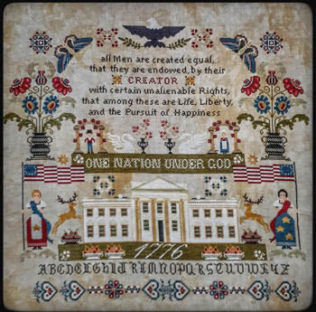 Twin Peak Primitives ~ One Nation Under God  (gorgeous sampler!)