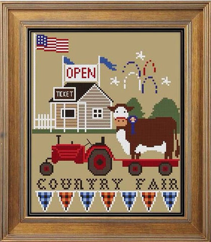 Twin Peak Primitives ~ Country Fair