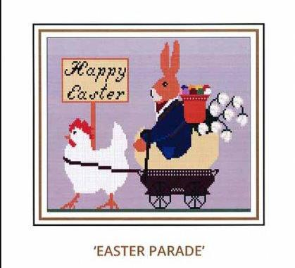 Twin Peak Primitives ~ Easter Parade