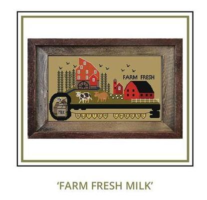 Twin Peak Primitives ~ Farm Fresh Milk