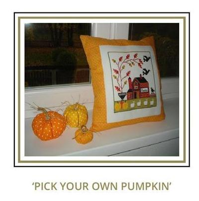 Twin Peak Primitives ~ Pick Your Own Pumpkin
