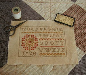 Threadwork Primitives ~ Primrose Sampler