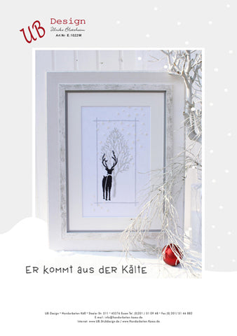 UB Design ~ Here Comes From The Cold - Er kommt aus der Kälte