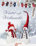 UB Design ~ Winter Meets Christmas/Winter trifft Weihnacht (76 page BOOK)