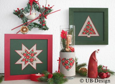 UB Design ~ Christmas in the Heart - Weihnacht im Herzen
