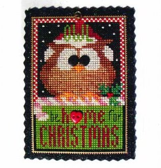 Val's Stuff ~ Owl Be Home For Christmas Kit  **Limited # available!