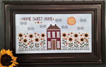 Vintage NeedleArts ~ Sunflower Street