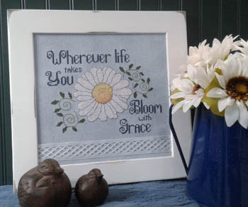 Vintage NeedleArts ~ Bloom With Grace
