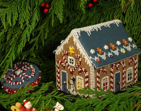 Victoria Sampler ~ Candy Cane Cottage