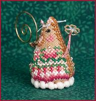 Just Nan ~ Sugarplum Fairy Mouse ~ Limited Edition