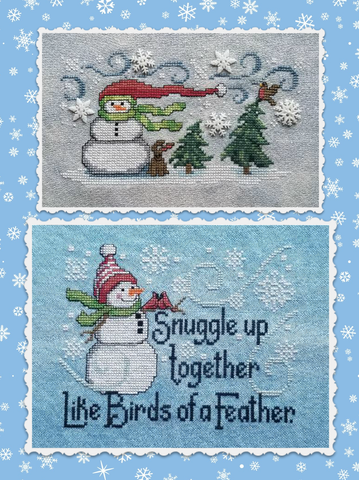 Waxing Moon Designs ~ Frosty Friends