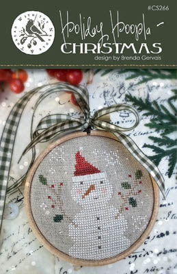 Country Stitches/With Thy Needle & Thread ~ Holiday Hoopla - Christmas