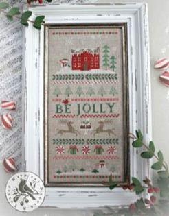 Country Stitches/With Thy Needle & Thread ~ Candy Cane Lane