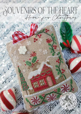 Country Stitches/With Thy Needle & Thread ~ Souvenirs Of The Heart - HomeFor Christmas